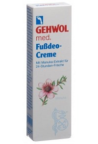 GEHWOL med Fussdeo-Creme 75 ml