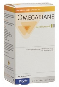 OMEGABIANE Nachtkerzenöl Kaps 100 Stk