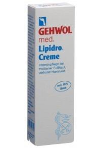 GEHWOL med Lipidro-Creme 10% Urea 75 ml