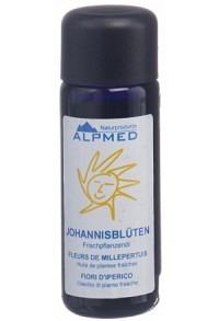 ALPMED Frischpflanzenöl Johannisblüten 50 ml