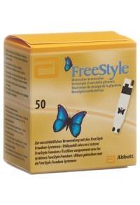 ABBOTT FREESTYLE Teststreifen 50 Stk