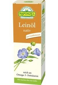 RAPUNZEL Leinöl nativ Oxyguard Fl 250 ml