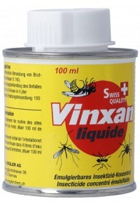 VINXAN Liquide Insektizid Konzentrat 100 ml (Achtung! Versand nur INNERHALB der SCHWEIZ möglich!)
