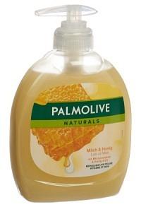 PALMOLIVE Flüssigseife Milch + Honig Disp 300 ml
