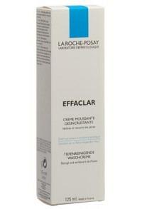 ROCHE POSAY Effaclar reinigende Waschcreme 125 ml
