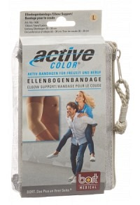 BORT ActiveColor Ellenbogenbandage L +28cm hf