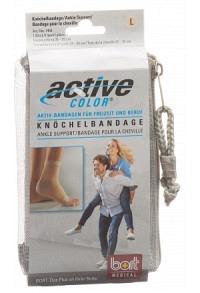 BORT ActiveColor Knöchelbandage L +23cm hautf