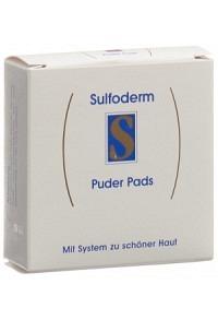 SULFODERM S Puder Pads 3 Stk