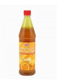MORGA Orangen Sirup m Fruchtzucke Petfl 7.5 dl