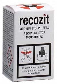 RECOZIT Mücken Stopp Flüssigkeit 35 ml (Achtung! Versand nur INNERHALB der SCHWEIZ möglich!)