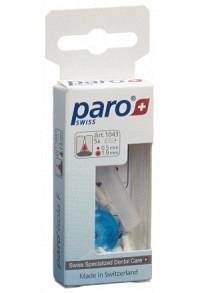 PARO ISOLA F 1.9mm xxx-fein weiss zyl 5 Stk