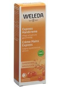 WELEDA SANDDORN Express Handcreme Tb 50 ml