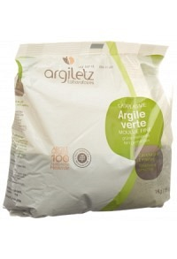 ARGILETZ Heilerde grün Plv fein 1 kg