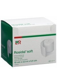 ROSIDAL soft Schaumstoffbinde 2.5mx10cmx0.4cm