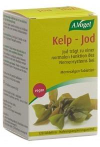VOGEL Kelp Meeresalgen Tabl 250 mg Fl 120 Stk