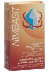 NIMBASIT Mineralsalz Tabl Blist 90 Stk
