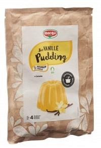 MORGA BIO Pudding Vanille Curcuma Btl 60 g