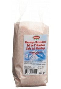 MORGA Himalaya Kristallsalz Btl 500 g