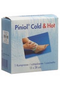 PINIOL Cold Hot Kompresse 13cmx28cm