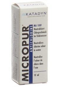 MICROPUR ANTICHLOR MA 100F liq Fl 10 ml