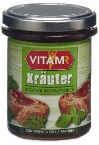 VITAM Hefe Extrakt R Kräuter Glas 250 g