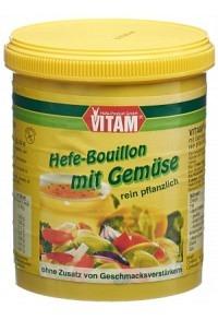 VITAM Bouillon Hefe Paste Gemüs glutenf Ds 1 kg