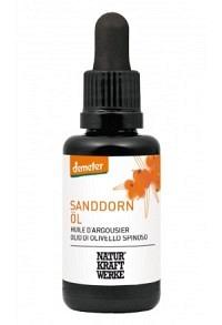 NATURKRAFTWERKE Sanddornöl nativ Demeter 30 ml