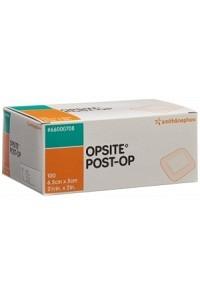 OPSITE POST OP Folienverb 6.5x5cm ster 100 Btl