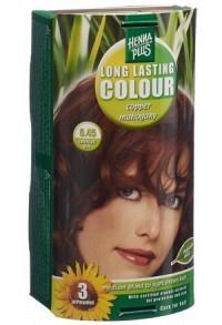 HENNA PLUS Long Last Colour 6.45 kupfer mahagoni