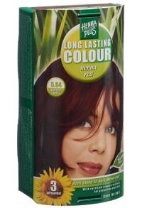 HENNA PLUS Long Last Colour 5.64 henna rot