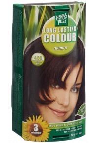 HENNA PLUS Long Last Colour 4.56 kastanie