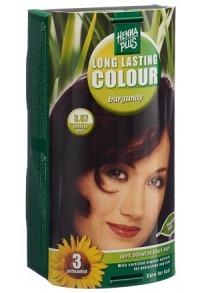 HENNA PLUS Long Last Colour 3.67 burgund