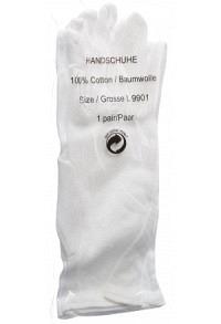 HAUSELLA Tricot Handschuhe L 1 Paar