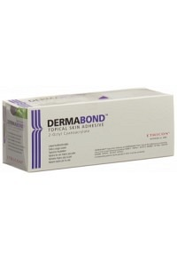 DERMABOND High Viscosity Hautkl steril 12 x 0.5 ml
