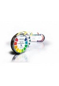 MERCK Indikator Papier Rolle komplet pH 1-10 3 Stk