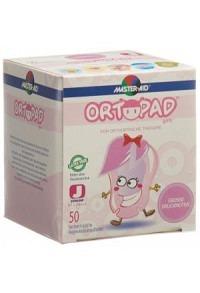 ORTOPAD Occlusionspflaster Juni Girls -2J 50 Stk