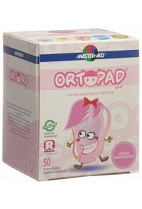 ORTOPAD Occlusionspflaster Regu Girls ab 4J 50 Stk