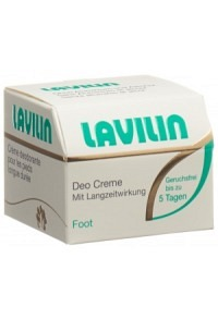 LAVILIN foot deodorant cream 14 g