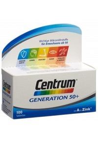 CENTRUM Generation 50+ Tabl 100 Stk