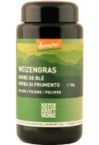 NATURKRAFTWERKE Weizengras Pulver Demeter 50 g