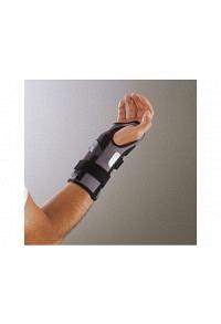 THUASNE Ligaflex Handgelenkband Gr3 rechts schwarz