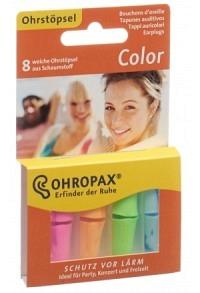 OHROPAX COLOR Geräuschschützer 8 Stk