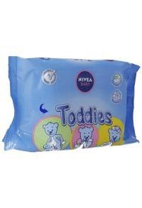 NIVEA BABY Toddies Feuchttücher refill 60 Stk