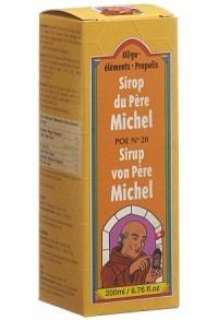 BIOLIGO POE 20 Sirop du Père Michel Fl 200 ml