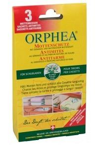 ORPHEA Mottenkissen Blütenduft 3 Stk (Achtung! Versand nur INNERHALB der SCHWEIZ möglich!)