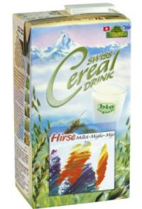 SOYANA SWISS Cereal Hirse Drink Bio Tetra 1 lt