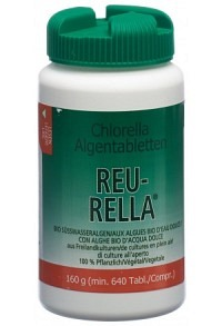REU-RELLA CHLORELLA Tabl 640 Stk