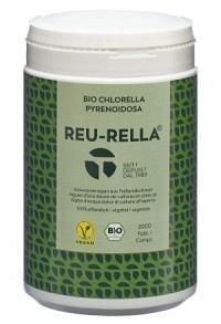 REU-RELLA CHLORELLA Tabl 2000 Stk