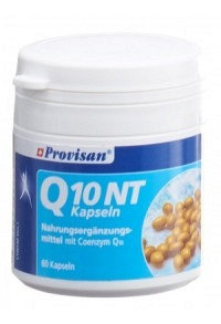 PROVISAN Q10 NT Kapseln Ds 60 Stk