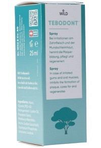 TEBODONT Spr 25 ml
